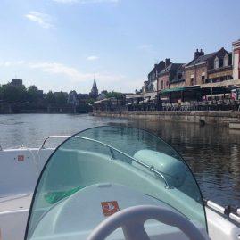 Location de bateaux électriques à Amiens