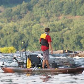 Kayak électrique