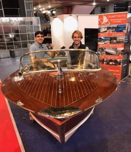 Planet Nautic au salon nautic de Paris